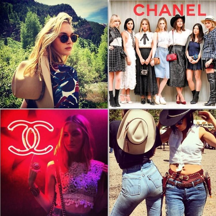 Chanel Aspen