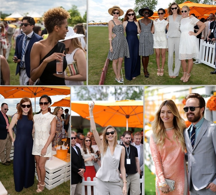 Seventh Annual Veuve Clicquot Polo Classic