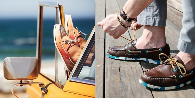 Men's Summer Shoe Trends