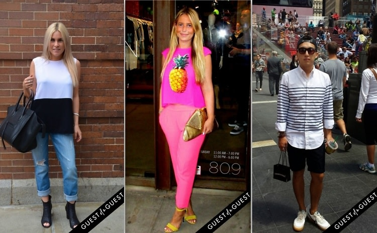 Summer 2014 NYC Street Style