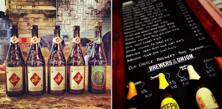 East Coast Breweries