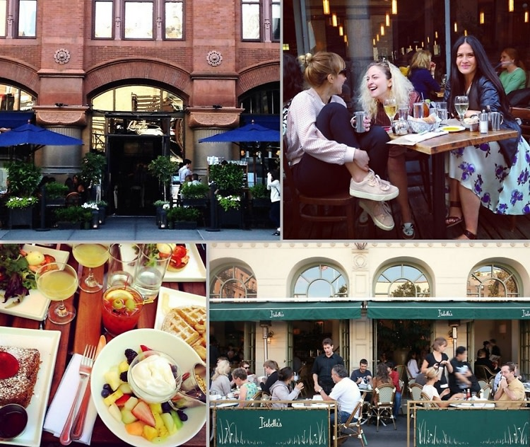 NYC Outdoor Brunch Guide