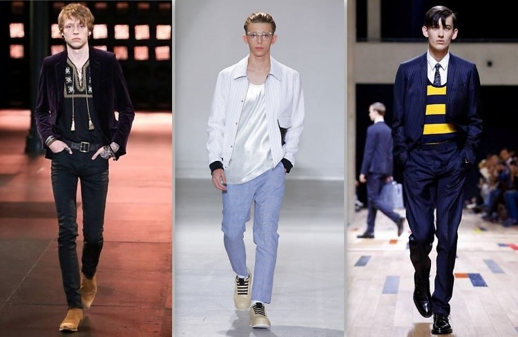 Men's Paris Fashion Week Spring 2015