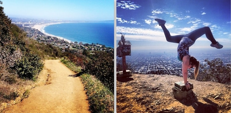 L.A. Hiking Trails