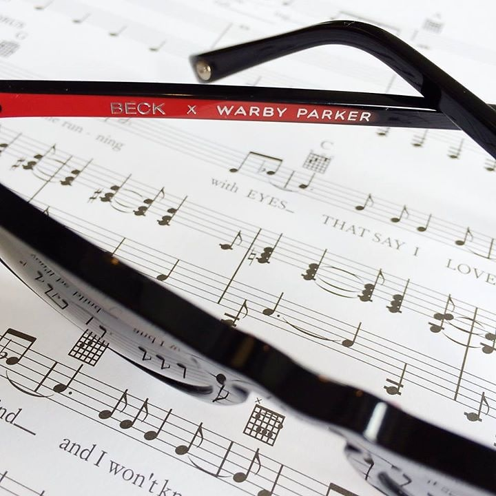 Warby Parker and Beck