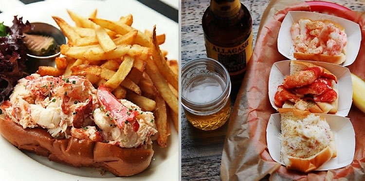 NYC Lobster Rolls
