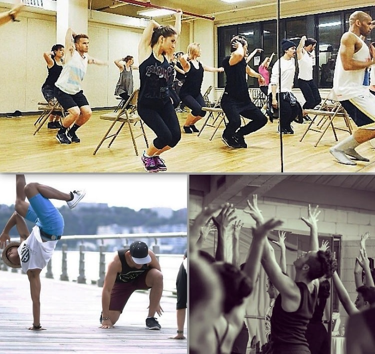 NYC Dance Workouts
