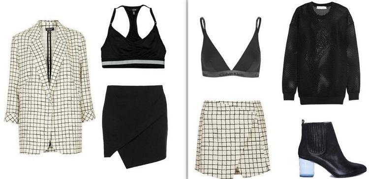 sports bra style