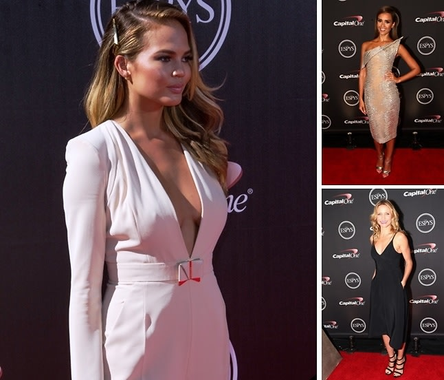 Best Dressed Guests: ESPY Awards 2014