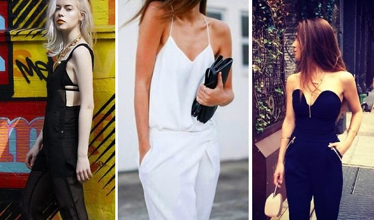 5 Ways To Dress Up Your Jumpsuit
