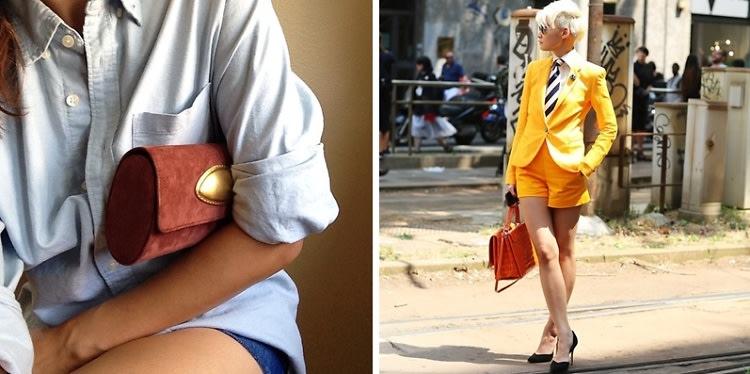 Menswear-Inspired Looks