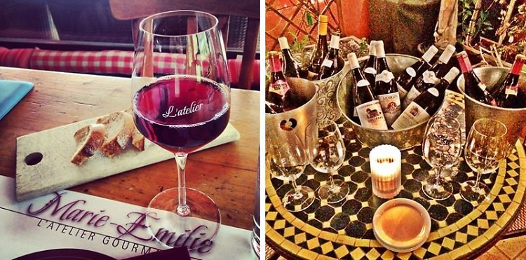L.A. Wine Bars