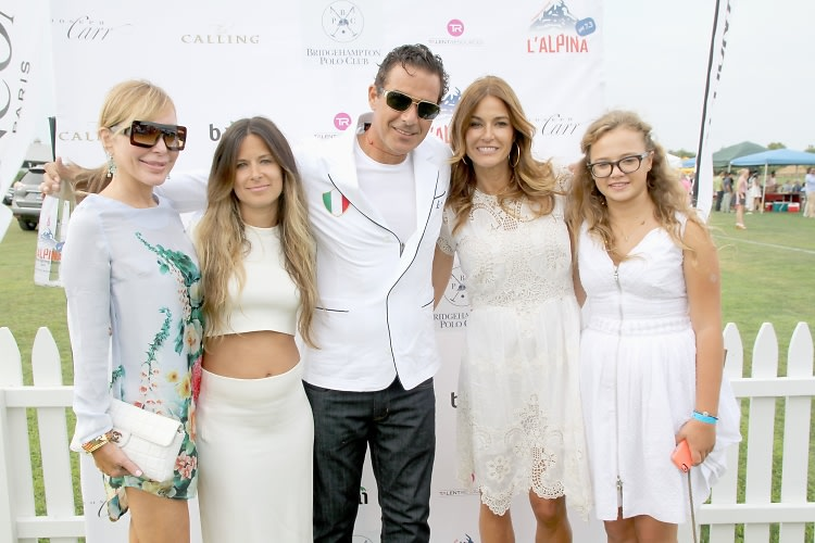Marysol Patton, Maty Buss, Alfred Culbreth, Kelly Bensimon, Teddy Bensimon
