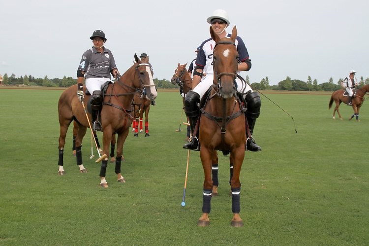 The Bridgehampton Polo Players