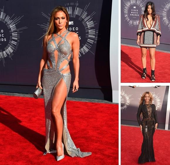 2014 VMAs Fashion