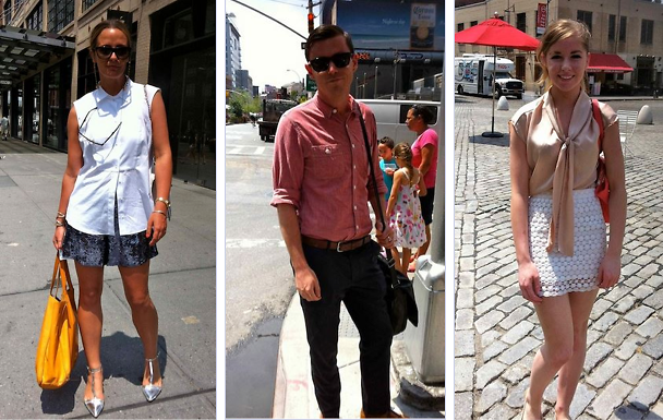 NYC Tuesday Street Style