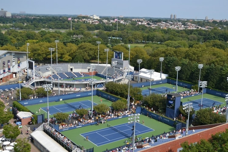 City Parks Foundation's annual CityParks Tennis Benefit,