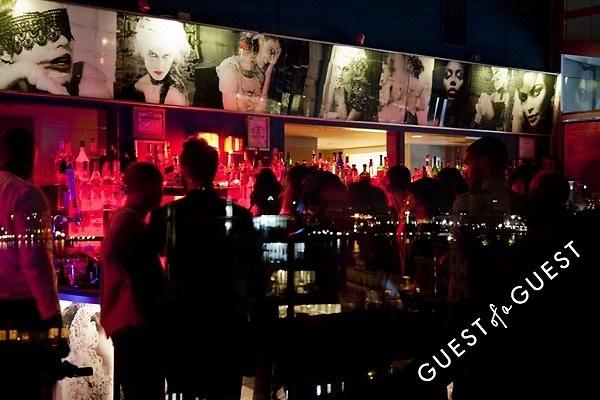 Gansevoort Hotel Bar