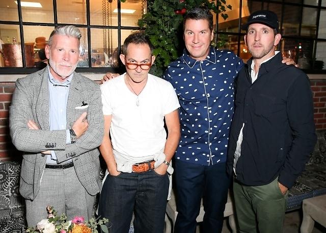 Nick Wooster, Mark McNairy, Peter Davis, Ryan Babenzien