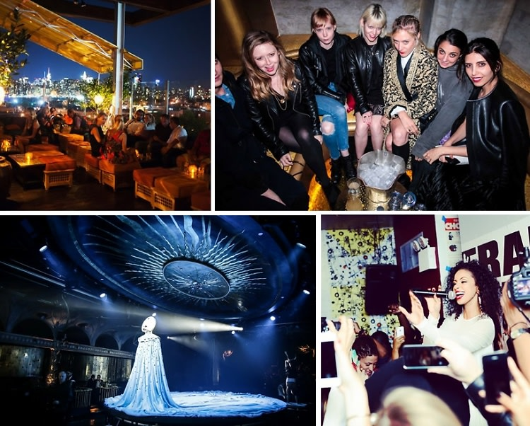 The Top NYC Party Venues For Fall 2014