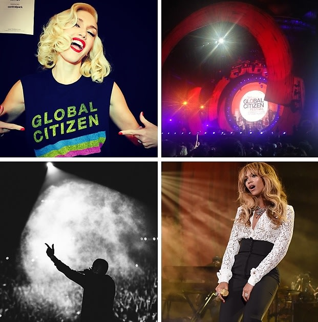 2014 Global Citizen Festival