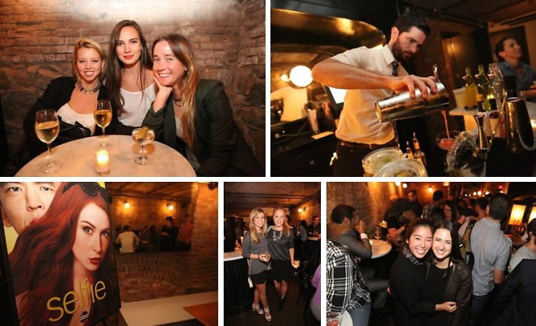 """Inside Guest Of A Guest's ABC """"Selfie"""" Screening At Wythe Hotel"""