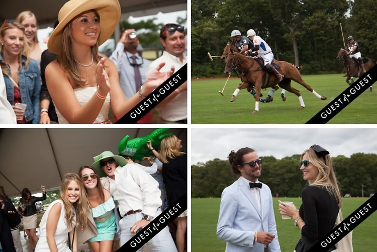 The 30th Annual Harriman Cup Polo Match