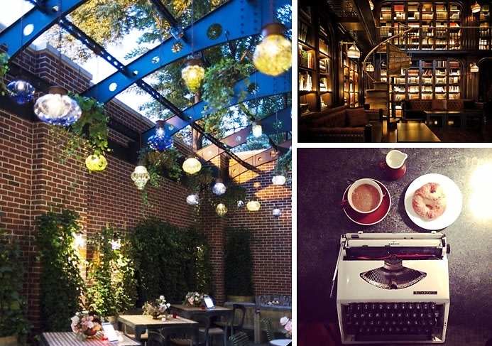 8 Hidden Escapes Perfect For Studying & Working In NYC