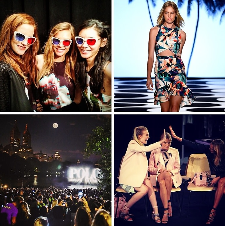 A Look At The Top Runway Shows From NYFW 2014