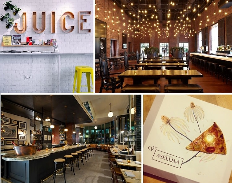 The Best NYC Spots To Dine During Fashion Week