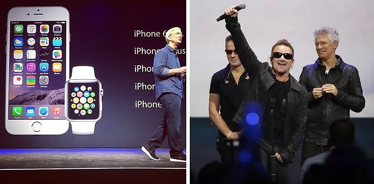 Apple Products Launch