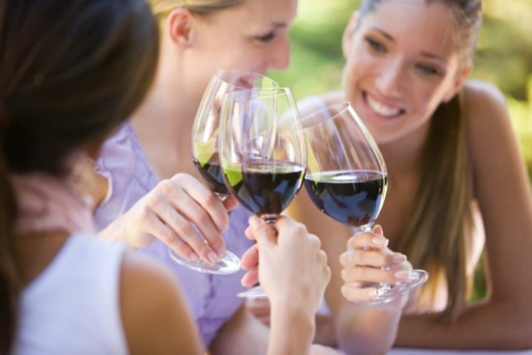7 Reasons To Drink Wine Instead Of Go To The Gym