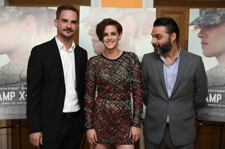"Interview: Kristen Stewart Talks Being A Closet Poet & Her Role In ""Camp X-Ray"""