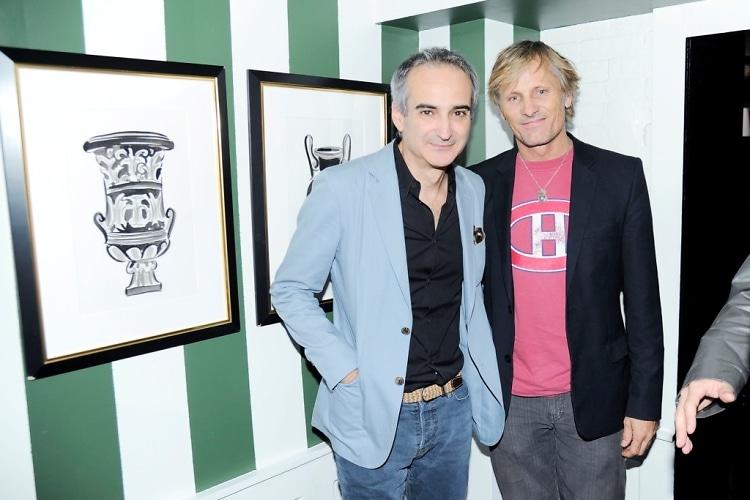 Olivier Assayas, Viggo Mortensen