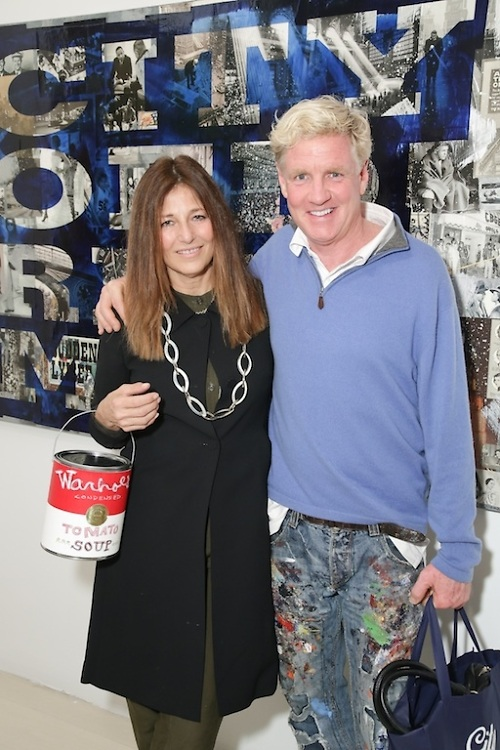 Catherine Keener, Peter Tunney