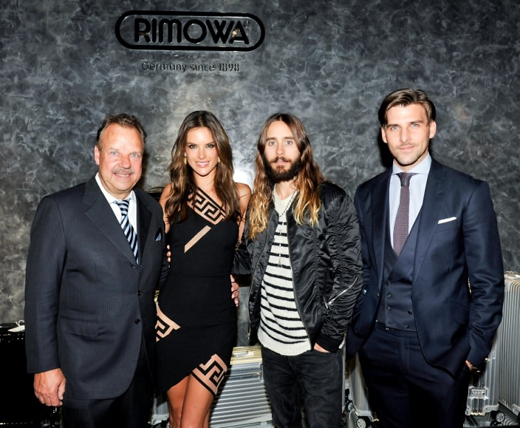 Inside The RIMOWA Grand Opening Party In NYC