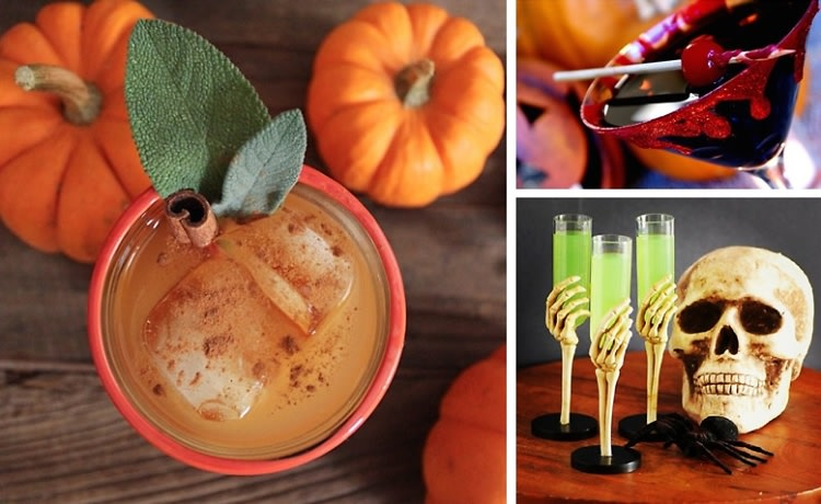 10 Halloween Cocktails Perfect For A Spooky Soiree