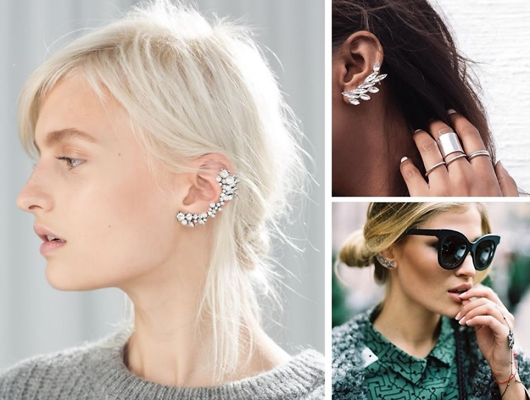 Cuffing Season: 9 Statement Ear Cuffs To Buy Now