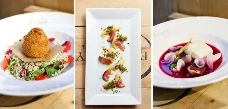 Identita New York 2014: 5 Gourmet Recipes From NYC's Best Chefs