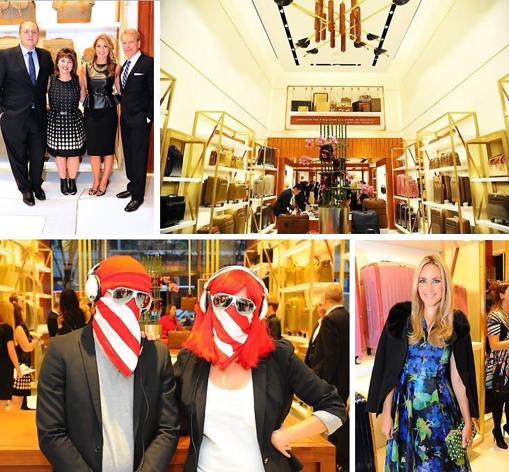 Hartmann Hosts Kick Off To The Society Of Memorial Sloan Kettering's Preview Party At New Madison Avenue Boutique