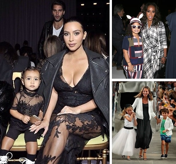 Best Dressed Mini Guests: The 10 Most Stylish Kids At Fashion Week