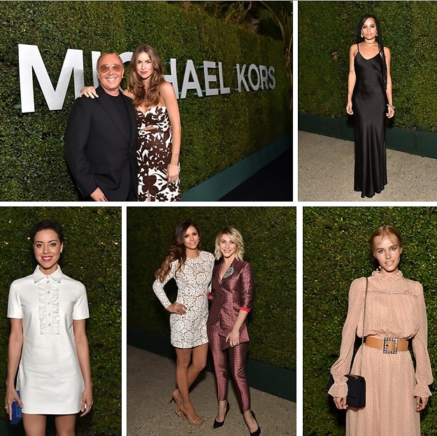 "Aubrey Plaza & Zoe Kravitz Join Michael Kors To Celebrate Claiborne Swanson Frank's ""Young Hollywood"""