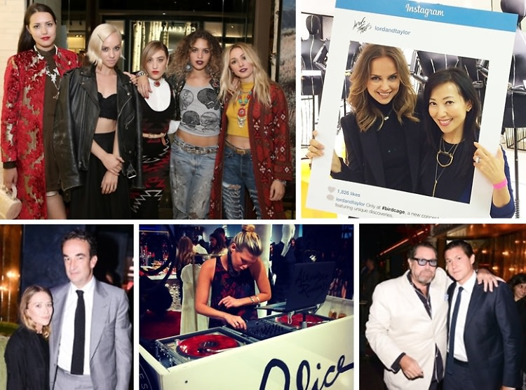 Last Night's Parties: Mary-Kate Olsen & Vito Schnabel Support The 14+ Foundation At Diamond Horseshoe & More!