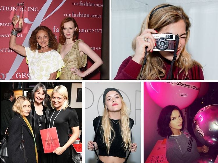 Last Night's Parties: Diane von Furstenberg Remembers Oscar de la Renta At The Fashion Group International's 31st Annual Night of Stars & More!