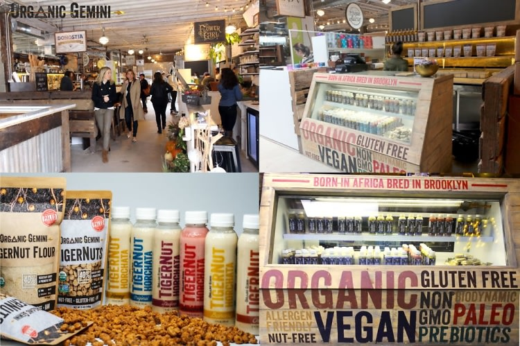 You're Invited: Organic Gemini's Superfood Stall Opening At The Gansevoort Market
