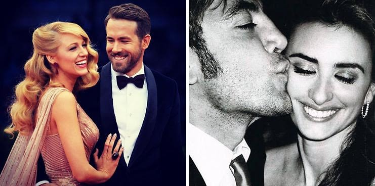 Celebrity Weddings: 10 Of The Most Successful Secret Ceremonies