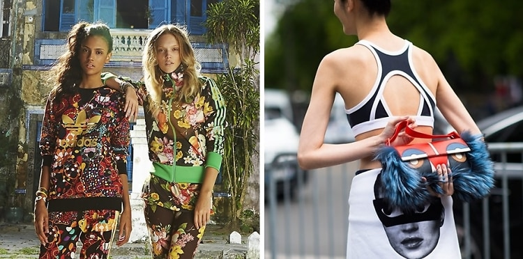 10 Chic Sportswear Pieces To Wear Ahead Of The Alexander Wang x H&M Launch