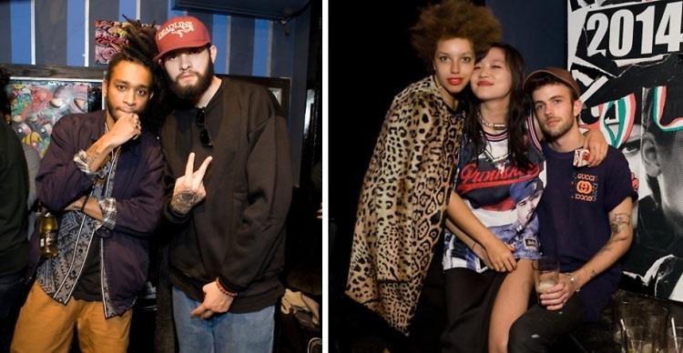 Gia Seo Presents THANKYOU With Artists Smurfo U Dirty, James Evans, Antwan Duncan & Fernando Ruiz