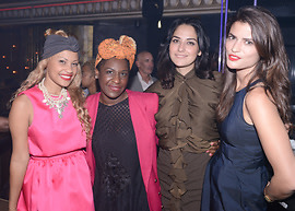 Vinay Adenwala, Nchimunya Wulf, Precious Alike, Jenna Elizabeth, Alessandra Codinha