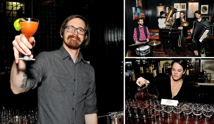 Inside Barenjager's 5th Annual Bartender Competition